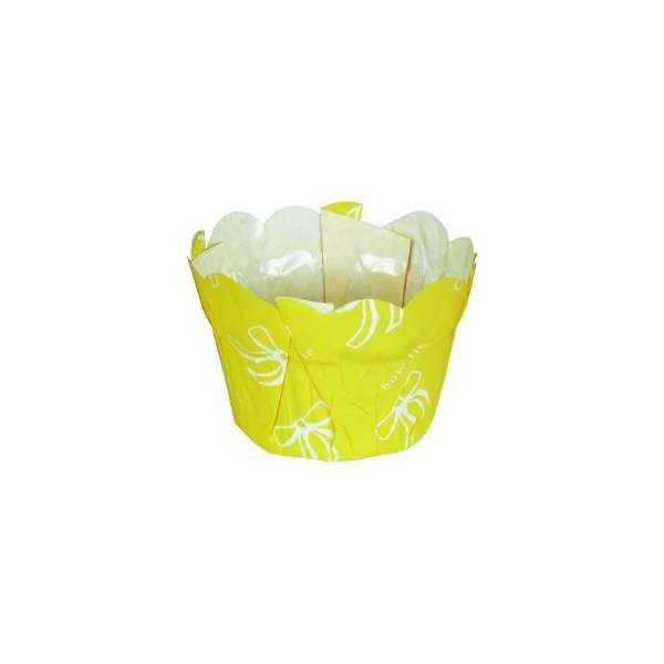 55/28 Small - Yellow Tie Pet/Paper Cup Pet/Paper Cup Paper Packaging Kuala Lumpur (KL), Malaysia, Selangor, Cheras Disposable, Supplier, Supply, Supplies | Status Marketing Sdn Bhd