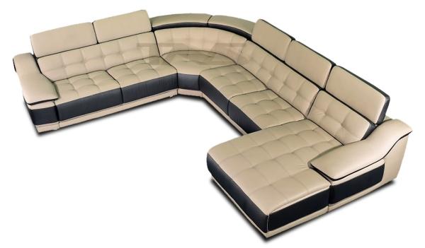 9814 L & U Shapes Malaysia, Selangor, Kuala Lumpur (KL), Sungai Buloh Manufacturer & Supplier | TNS Sofa Design Sdn Bhd