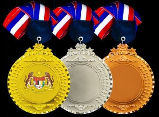 IRM018 METAL HANGING MEDAL Metal Medals Medals Trophy, Medal & Plaque Kuala Lumpur (KL), Malaysia, Selangor, Segambut Services, Supplier, Supply, Supplies | Henry Sports