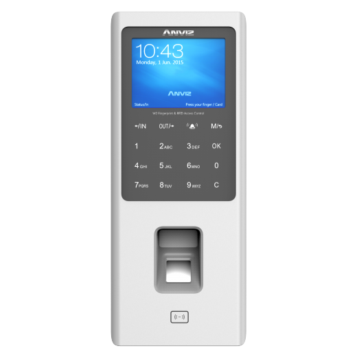W2 BIOMETRIC DOOR ACCESS BIOMETRIC TIME ATTENDANCE & DOOR ACCESS Johor Bahru (JB), Skudai System, Supplier, Supply, Installation | Smartech System