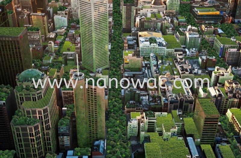 GREEN ROOFS GREEN ROOFS Kuala Lumpur (KL), Malaysia, Selangor Contractor | NANOWAC JAPAN SDN BHD