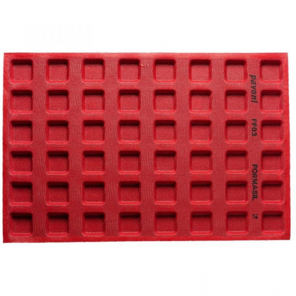 FF03 Microperforated Silicone Mould Pavoni Silicone Cake Mould Kuala Lumpur (KL), Malaysia, Selangor, Pandan Perdana Supplier, Suppliers, Supply, Supplies | Q'Zine Gallery Sdn Bhd