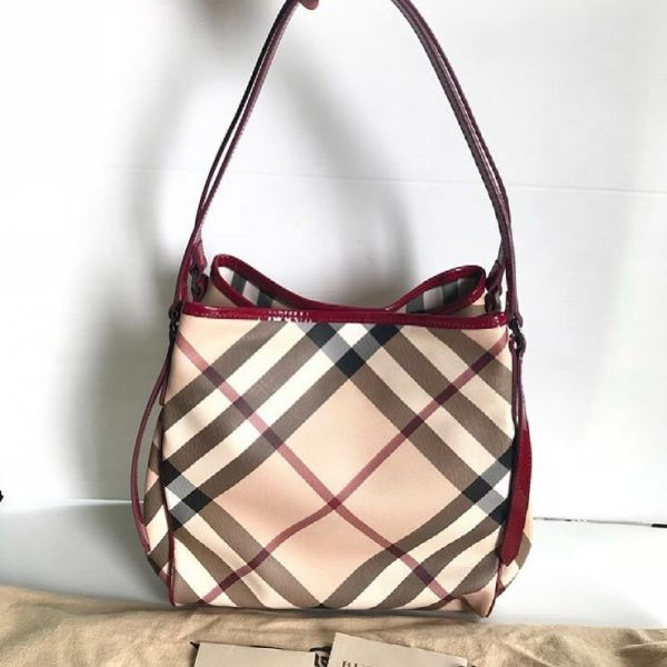 (SOLD) Burberry Nova Check Shoulder Tote with a Small Pouch Burberry Kuala Lumpur, KL, Selangor, Malaysia. Supplier, Retailer, Supplies, Supply | The Luxury Brand