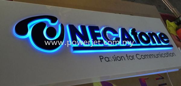 Led Box Lettering  LED Signage Puchong, Selangor, Malaysia Supply, Design, Installation | Power Jet Solution Sdn Bhd