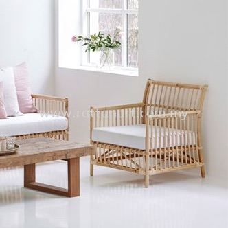 RATTAN SOFA MELODY - 1 SEATER