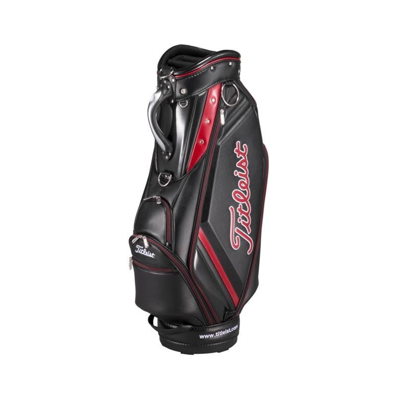 TITLEIST CASUAL CART BAG - NEW BLACK TB8CT6SEA-0 (Stock Model)