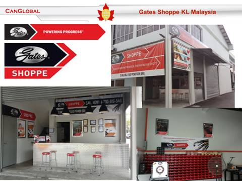 Gates Shoppe KL Malaysia Gates Kuala Lumpur (KL), Malaysia, Selangor. Manufacturer, Supplier, Service, Laboratory Testing, Filtration | Canglobal