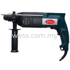 WH24 Rotary Hammer Rotary Hammer Hammer Power Tools Selangor, Malaysia, Kuala Lumpur (KL), Seri Kembangan Supplier, Suppliers, Supply, Supplies | W E Sales & Services Sdn Bhd