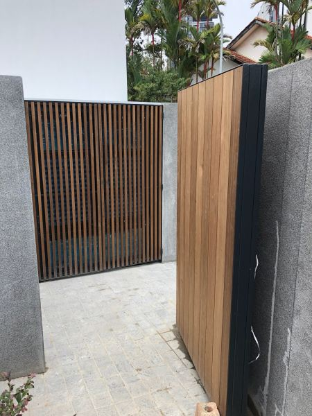 ZIRCON WOOD  Wooden Gate Products Singapore, Ang Mo Kio Supplier, Suppliers, Supply, Supplies | Greenland Resources Pte Ltd