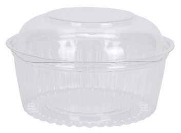 Sho Bowls 20OZ (Dome Lid) Sho Bowls Deli / Bakery / APET Containers Johor Bahru (JB), Malaysia, Skudai Supplier, Suppliers, Supply, Supplies | MTH Industries Sdn Bhd