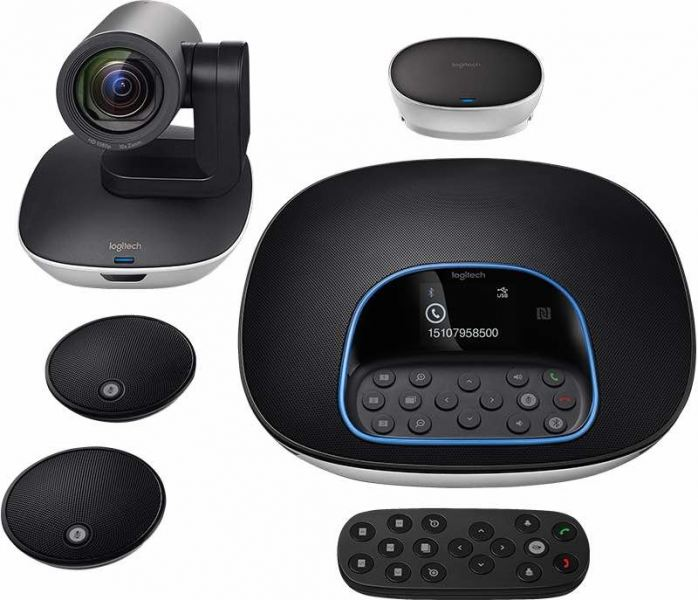 Logitech Video Conference POLYCOM SOUND CONFERENCE Selangor, Malaysia, Kuala Lumpur (KL), Klang Supplier, Suppliers, Supply, Supplies | LCH Office Equipment & Trading