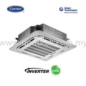 42KTD030VS / 38KUS030VS (3.0HP R410A Inverter) Ceiling Cassette Carrier Johor Bahru JB Malaysia Supply, Installation, Repair, Maintenance | Double K Air Conditioning & Engineering Sdn Bhd