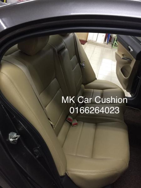 HONDA CIVIC SUPER LATHER SEAT COVER, DOOR PANEL & ARM REST, 3 YEARS WARRANTY DOOR PANEL Car Cushion Malaysia, Kuala Lumpur (KL), Selangor Manufacturer, Supplier, Supplies   MK Car Cushion Specialist Sdn Bhd