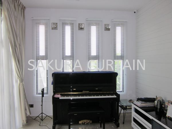 Timber Venetion Blinds Window Blinds Selangor, Malaysia, Kuala Lumpur (KL), Cheras Supplier, Suppliers, Supply, Supplies | Sakura Curtain House