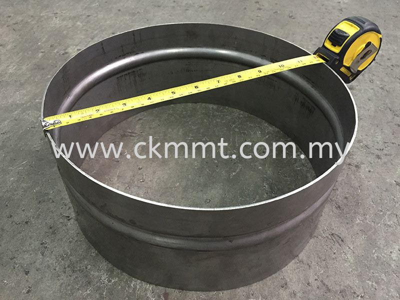 Concrete Pipe Steel Joint  Pipe Joiner Johor Bahru (JB), Malaysia Supplier, Suppliers, Supply, Supplies | CKM Metal Technologies Sdn Bhd