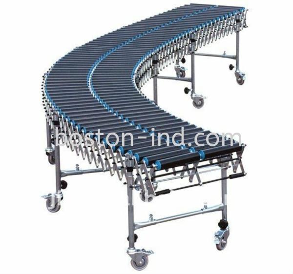 Flexible Wheel Conveyor Machine Engineering Engineering  Johor Bahru (JB), Johor. Supplier, Suppliers, Supply, Supplies | Boston Industrial Engineering Sdn Bhd