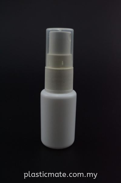 Bottle Spray 20ml Spray Malaysia, Penang, Simpang Ampat Manufacturer, Supplier, Supply, Supplies | Plasticmate Sdn Bhd