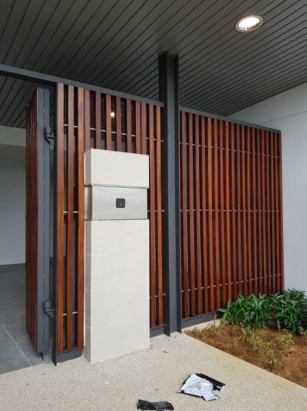 Balau Timber Screen  Balau  Ceiling / Wall / Wooden Hardscape Petaling Jaya (PJ), Shah Alam, Selangor, Kuala Lumpur (KL), Malaysia Supplier, Suppliers, Supplies, Supply | OpseWood Tropical Sdn Bhd
