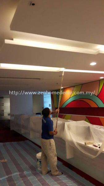 Plaster ceiling Plaster ceiling & Partition Renovation works Selangor, Malaysia, Kuala Lumpur (KL), Puchong, Shah Alam Supplier, Suppliers, Supply, Supplies | Zen Home Decor