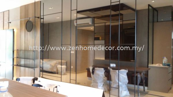 Built in Wardrobe  Built in cabinet Built in works Furniture & Renovation Selangor, Malaysia, Kuala Lumpur (KL), Puchong, Shah Alam Supplier, Suppliers, Supply, Supplies | Zen Home Decor