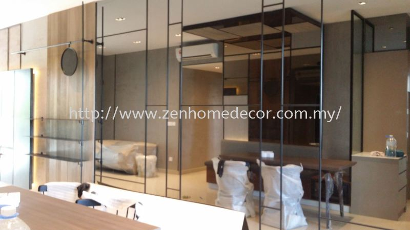 Built in wardrobe Built in works Renovation works Selangor, Malaysia, Kuala Lumpur (KL), Puchong, Shah Alam Supplier, Suppliers, Supply, Supplies   Zen Home Decor
