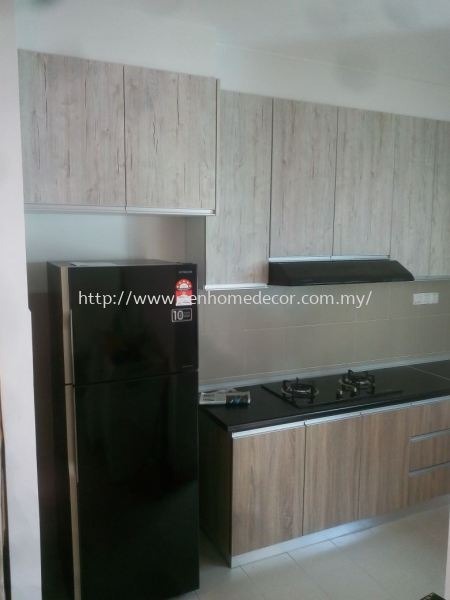 Built in kitchen cabinet Built in works Furniture & Renovation Selangor, Malaysia, Kuala Lumpur (KL), Puchong, Shah Alam Supplier, Suppliers, Supply, Supplies | Zen Home Decor
