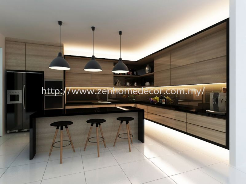 Built in kitchen cabinet Built in works Renovation works Selangor, Malaysia, Kuala Lumpur (KL), Puchong, Shah Alam Supplier, Suppliers, Supply, Supplies | Zen Home Decor