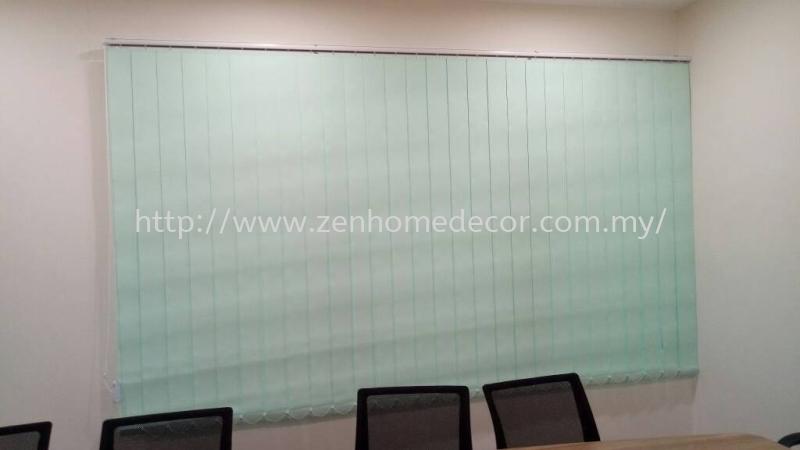 Vertical Blinds Blinds Selangor, Malaysia, Kuala Lumpur (KL), Puchong, Shah Alam Supplier, Suppliers, Supply, Supplies   Zen Home Decor
