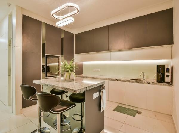 Dry Kitchen Design Residential Project Selangor, Malaysia, Kuala Lumpur (KL), Klang Service, Design, Renovation | Jashen Interior Design Sdn Bhd