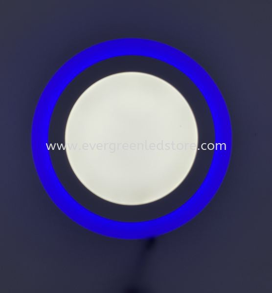 LED DOWNLIGHT LED Downlight With Blue Effect DOWNLIGHT Selangor, Malaysia, Kuala Lumpur (KL), Cheras Supplier, Manufacturer, Supply, Supplies | EVERGREEN LED SDN BHD