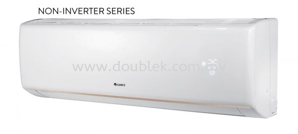 GWC09QB-K3NNB4F/I (1.0HP R410A Lomo-N Series Non-Inverter) Wall Mounted Gree Johor Bahru JB Malaysia Supply, Installation, Repair, Maintenance | Double K Air Conditioning & Engineering Sdn Bhd