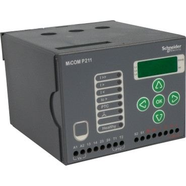 MiCOM P211 MiCOM Px10 Series Protection Relays Schneider-Electric Malaysia, Selangor, Kuala Lumpur (KL), Subang Jaya Supplier, Suppliers, Supply, Supplies | ESS (M) Sdn Bhd