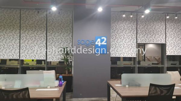 Acrylic Signage Kuala Lumpur (KL), Malaysia, Selangor, Kepong Supplier, Manufacturer, Supply, Supplies | Free Hand Design