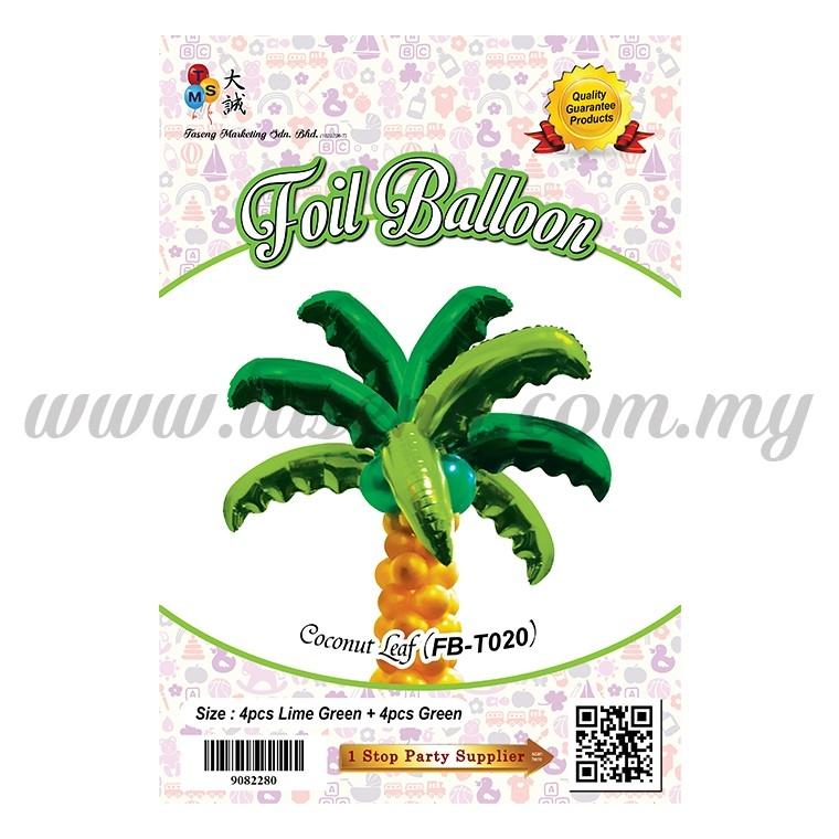 Coconut Leaf 8pcs (FB-T020)