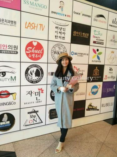���Ǵ�������������������5��12�����ٰ��World K-Beauty��������ί Our principal was one of the invited Judges in World K-Beauty festival held at Daegu, South Korea on 12 May 2018
