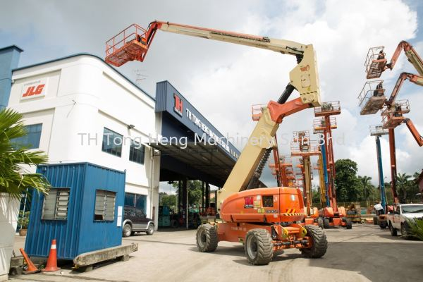 JCP 0568 Diesel Powered Articulating Boom Lift JLG Boom Lift Johor Bahru (JB), Masai, Malaysia Rental, For Rent, Supplier, Supply | TH Tong Heng Machinery Sdn Bhd