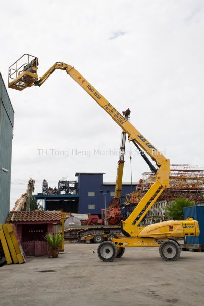 Electrical Powered Articulating Boom Lift JLG Boom Lift Johor Bahru (JB), Masai, Malaysia Rental, For Rent, Supplier, Supply | TH Tong Heng Machinery Sdn Bhd