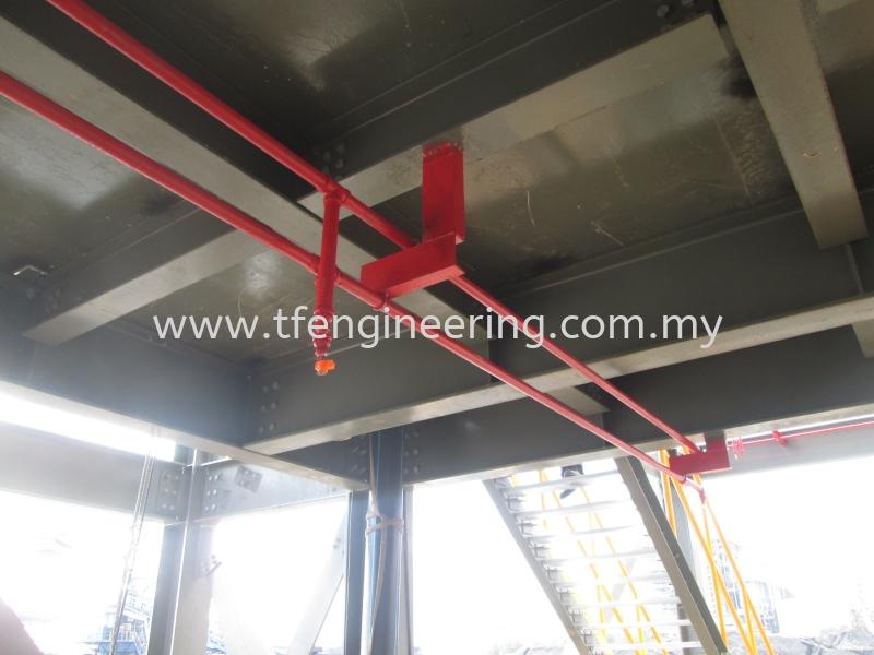 Sprinkler 2 Sprinkler Fire Figting System Johor Bahru (JB), Malaysia, Selangor, Kuala Lumpur (KL), Shah Alam Supplier, Supply, Supplies, Service | TF Engineering Services Sdn Bhd