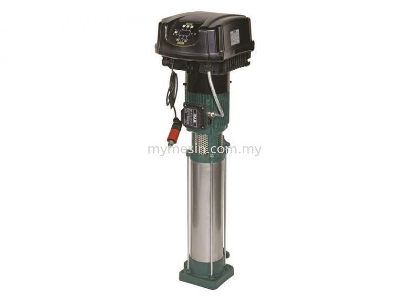 Multistage Centrifugal Pumps\With Vertical Axis With Inverter MCE/P Pump Shah Alam, Selangor, Malaysia. Supply, Suppliers, Supplier, Distributor | Mymesin Machinery & Hardware Sdn Bhd