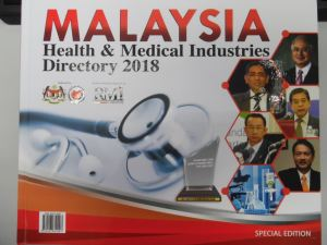 Malaysia Health & Medical Industries Directory 2018