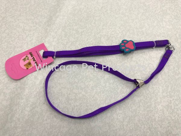 5112-5113 Pet Collar & Leash Leash & Harness Dog Accessories Selangor, Malaysia, Kuala Lumpur (KL), Sungai Buloh Pet, Supplier, Supply, Supplies | Wincage Pet Products Sdn Bhd