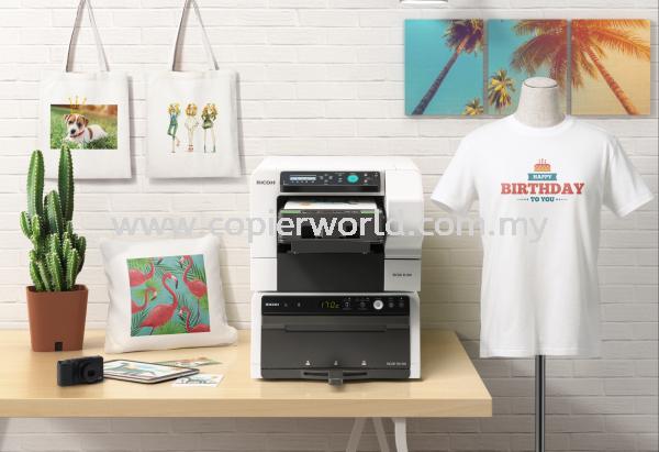 RICOH RI 100 GARMENT PRINTER Garment Printer Ricoh Printer Printer Johor Bahru (JB), Malaysia, Skudai, Batu Pahat Supplier, Supply, Supplies, Rental | Great Image Marketing Sdn Bhd