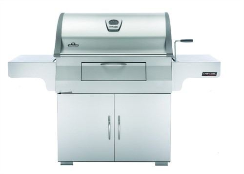 Napoleon PRO605CSS Charcoal BBQ Grill