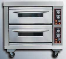 Infra Red Electrical Baking Oven 2-Deck BAKING OVEN AND COMBI OVEN Bakery Machinery Equipment Johor Bahru (JB), Malaysia. Manufacturer, Suppliers, Supply | T Stainless Steel Works Sdn Bhd