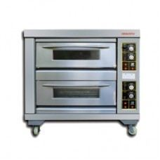 Gas Heated Baking Oven 2-Deck BAKING OVEN AND COMBI OVEN Bakery Machinery Equipment Johor Bahru (JB), Malaysia. Manufacturer, Suppliers, Supply | T Stainless Steel Works Sdn Bhd