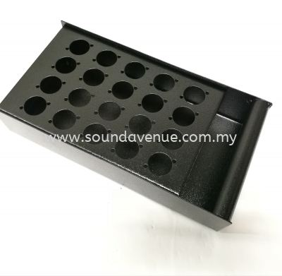 20 Channel Junction Box For Snack Cable