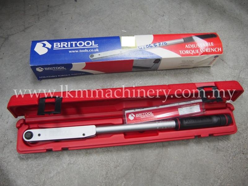 Britool Adjustable Torque Wrench Automotive Seremban, Negeri Sembilan (NS), Malaysia. Supplier, Suppliers, Supply, Supplies | LKM Machinery & Trading