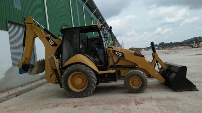 CAT416F Backhoe Heavy Construction Products & Services Johor Bahru (JB), Malaysia, Ulu Tiram Supplier, Rental, Equipment, Machinery | Ecotrans Construction & Heavy Machinery Sdn Bhd