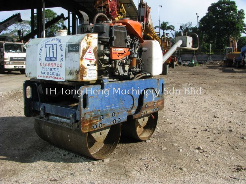 1T Hand Held Roller Roller Johor Bahru (JB), Masai, Malaysia Rental, For Rent, Supplier, Supply | TH Tong Heng Machinery Sdn Bhd