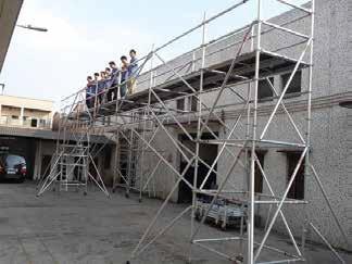 Bridge System Aluminium Scaffolding Malaysia, Kuala Lumpur (KL), Selangor Manufacturer, Rental, Supplier, Supply | Build Now Sdn Bhd